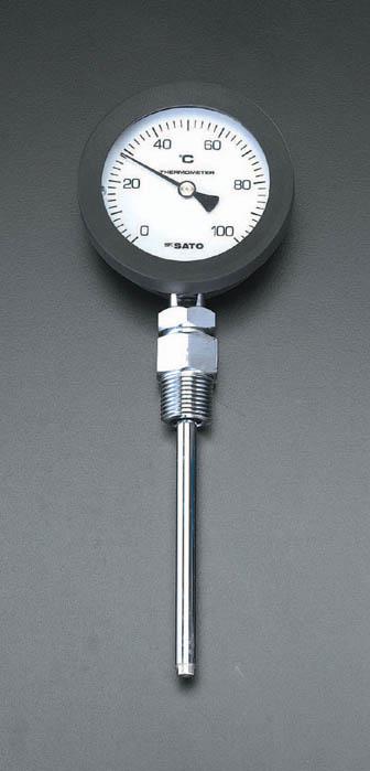 バイメタル・隔測・地中、表面温度計