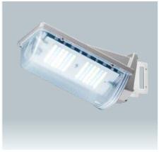 光害阻止 農業用LED防犯灯